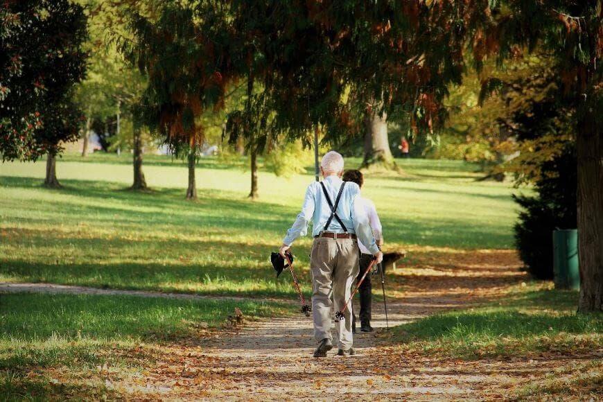 Wie man bis ins hohe Alter leistungsfähig bleibt