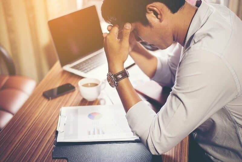 Warum die psychische Gefährdung kaum beurteilt wird