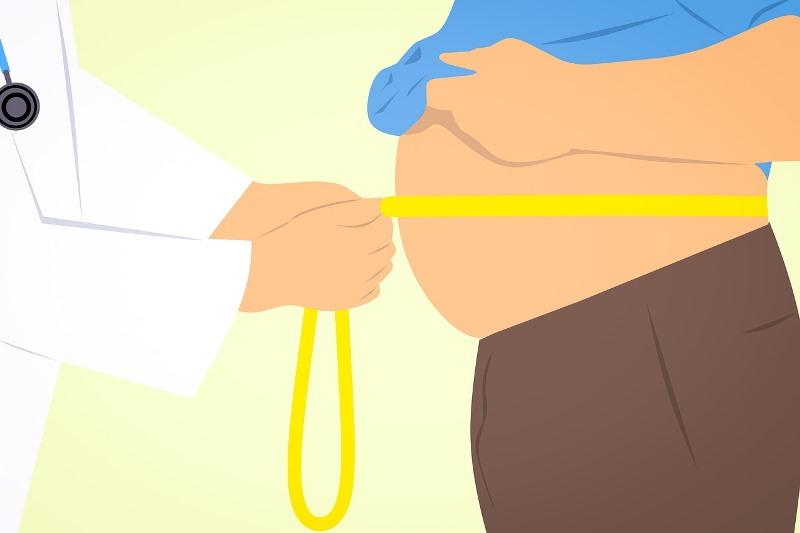 Arbeitsverlust in Folge von Fettleibigkeit